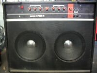 guitar amp 100 watt