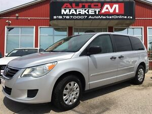 2010 Volkswagen Routan Trendline, 7 SEATER, LOW KMS, WE APPROV A