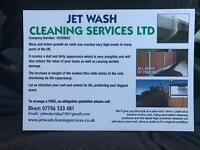 Jet wash cleaning services ltd