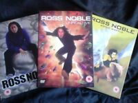 ross noble 3 dvds £10