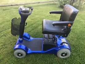 Mobility Scooter Sterling Saphire