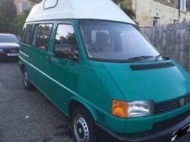 Volkswagen transporter caravelle camper