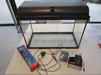 60 Litre Fish Tank & Accessories