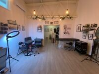 BEAUTY TREATMENT/ ART /OFFICE /CREATIVE /STUDIO / WORK SPACES IN CANNING TOWN