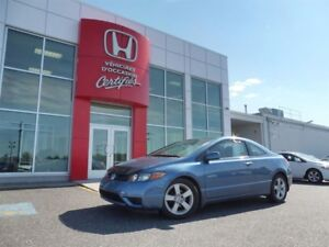 2006 Honda Civic Coupe LX 2P