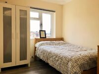 Double room in a 2 bedroom flat (Finchley)