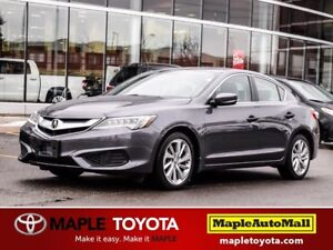2017 Acura ILX TECH PKG NAVIGATION LEATHER MOONROOF 1 OWNER