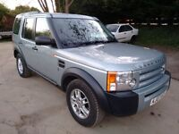 Landrover Discovery3 2.7 V6 Full Service History. MOT until Feb17. All Belts replaced Feb15.