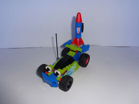 Lego Toy Story - RC car - pull back and it zooms off
