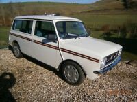 Mini Clubman 1000 HL Estate (1981) 45664 mileage