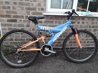 Men's Iron Bru Ltd Ed Mountain Bike