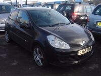 Renault CLIO 1.2 16v extreme ))))))))) cheap car ((((((((((
