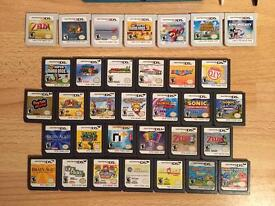 American DS and 3DS games