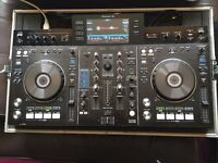 PIONEER-XDJ-RX-and-case in full working order £950