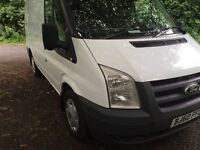 Ford transit 2.2 60 plate