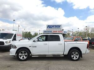 2013 Ram 1500 Sport LOADED with Rambox
