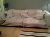 Large, comfortable sofa bed very good condition