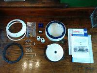 Mobotic Q24M CCTV IP IP65 camera commercial grade Hemispheric: 3.1 Megapixels (2048 x 1536)