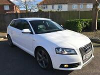 A3 special /black edition 2.0 tdi(170) s line sport back (start stop)