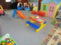 Registered Childminder,NVQ Level 3 Qualifed,has Vacancy