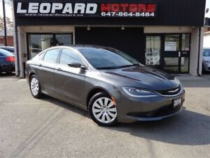 2015 Chrysler 200 LX, Full Automatic*No Accident*