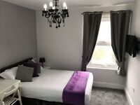 Newly Refurbished Ensuite Double Room
