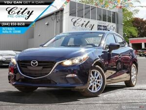 2015 Mazda Mazda3 GS ZOOM ZOOM! LOADS OF FEATURES, GREAT PRICE!