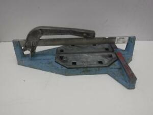 NEW LOW PRICE! Sigma Tile Cutter 7F. We Buy and Sell Used Tools and Equipment. 116179 - CH76405