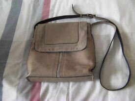 Dark Beige Handbag