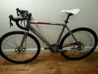Boardman cx cyclocross/road bike. Now sold.