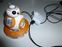 STAR WARS SPHERO BB8 DRIOD APP-ENABLED