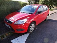 2009 ford focus studio estate tdci facelift model taxed and motd £ 795 ono