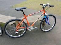 Kona Caldera mountain bike. Medium.