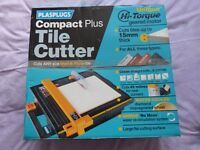 Brand New electric wall and floor tile cutter
