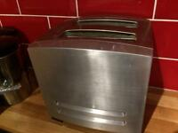 Breville Stainless Steel Toaster - In Good working clean condition