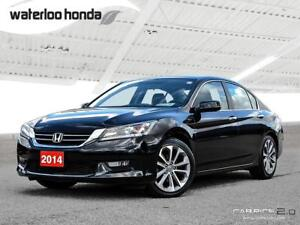 2014 Honda Accord Sport Special of the Week! Bluetooth, Back...