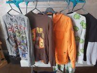 Boys clothing bundle age 8-9 (mainly next)