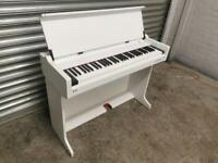 FREE DELIVERY CHASE CDP-160WH WHITE COMPACT DIGITAL PIANO GREAT CONDITION