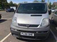Vauxhall Vivaro Minibus | Diesel | BEAUTIFUL RUNNER | ONE YEAR NEW MOT