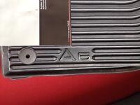 Brand new Original Audi A6 mats