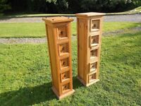 Tall Pine Drawers