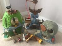 Jake and neverland pirate bundle