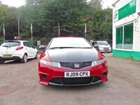 HONDA CIVIC 2.0 i-VTEC TYPE-R GT++LOW MILES++FSH (red) 2009
