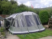 Full Camping Pack - Tent/Cupboards/Beds etc - PRICE REDUCED (See list for individual prices)