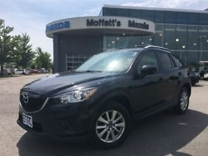 2014 Mazda CX-5 GX FWD GX FWD, MANUAL, A/C, PUSH BUTTON START