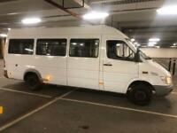 Mercdes 411 minibus Psv/coif