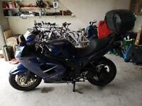 Triumph st 1050 sprint in fantastic condition with full service history,