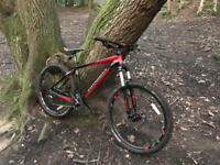 Boardman 650 Comp Hardtail Mountain bike