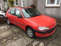 1998 Peugeot 306 1.4 lx