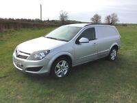 Vauxhall Astra sportive van 1.7 CDTi 125ps Van